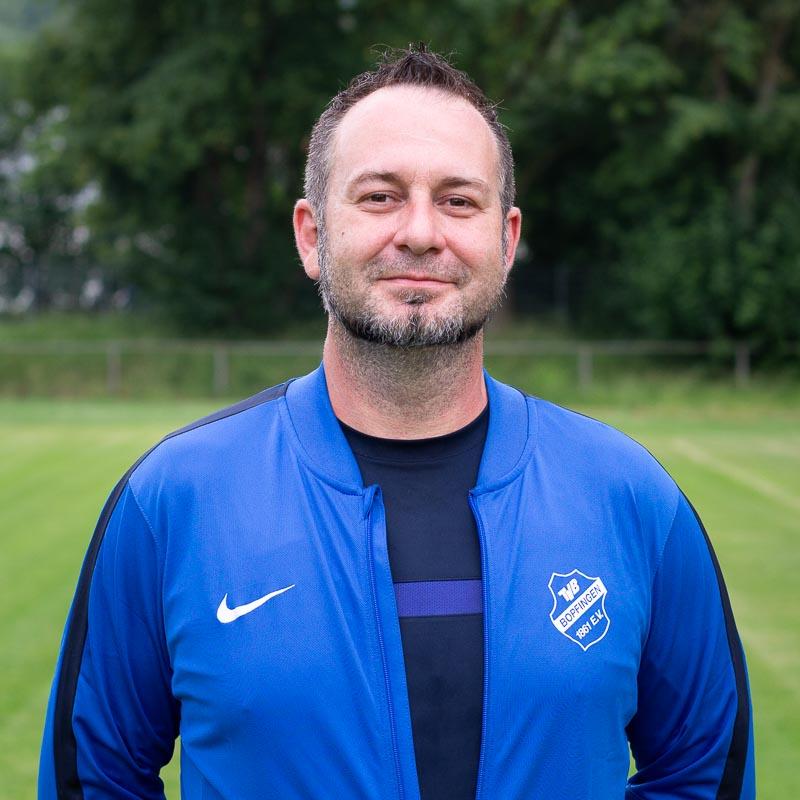 Fußball // Markus Fitterer