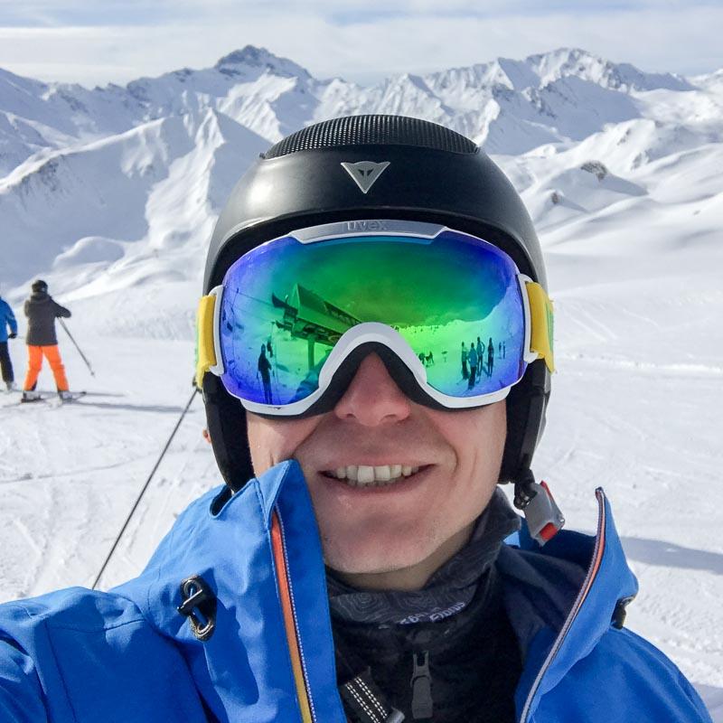 Ski // Jürgen Abele